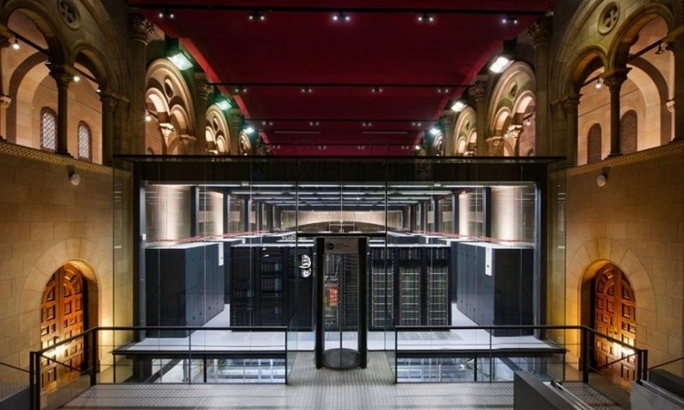 Суперкомпьютер MareNostrum, Барселонский суперкомпьютерный центр