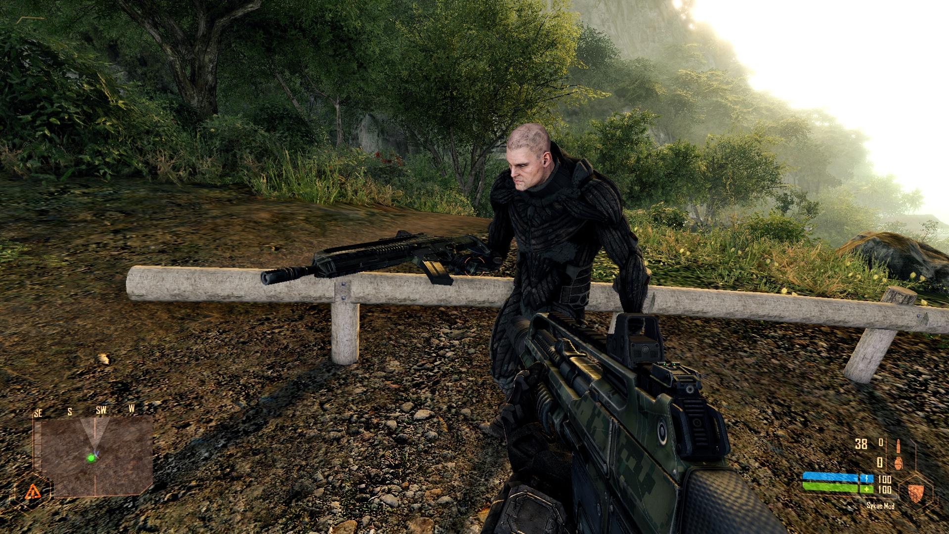 Моддеры готовятся выпустить полноценный кооператив для Crysis и Crysis Warhead