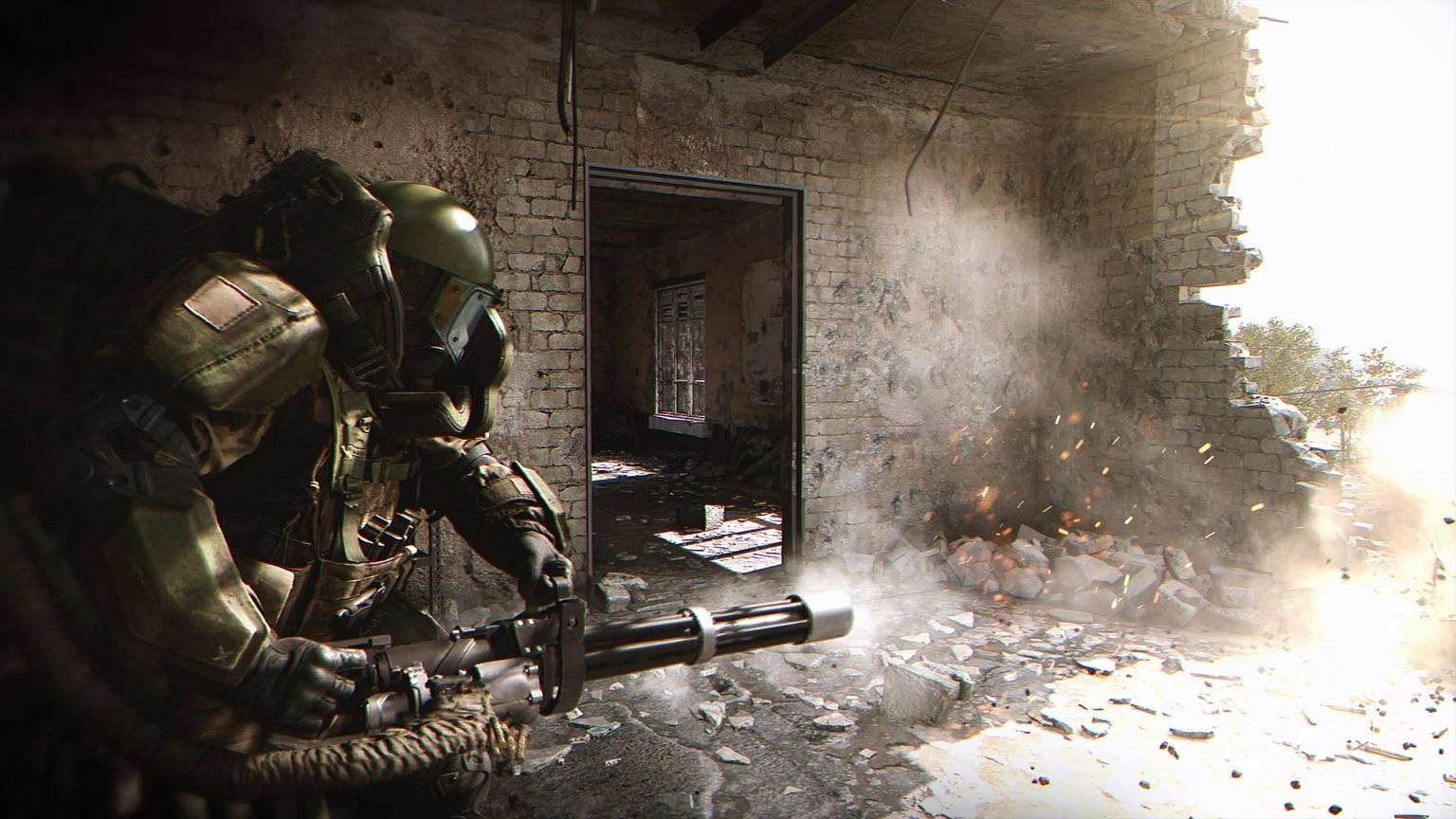 В Call of Duty: Modern Warfare переработали карту Piccadilly и ещё урезали дальность дробовика 725