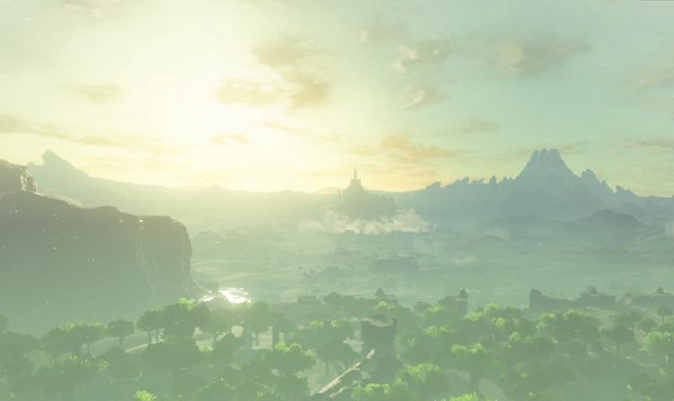 """Продолжение The Legend of Zelda: Breath of the Wild может выйти в 2020 году"""""""