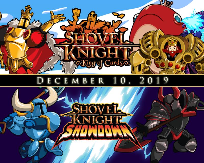 Последняя кампания и файтинг во вселенной Shovel Knight выйдут 10 декабря