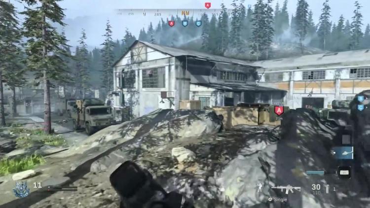 Игроки обнаружили в Call of Duty: Modern Warfare проблемы с хитбоксами