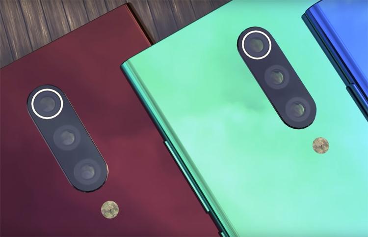 """Новые концепт-рендеры Xiaomi Mi 10: каким может быть смартфон без рамок"""""""