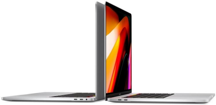 16-дюймовый MacBook Pro