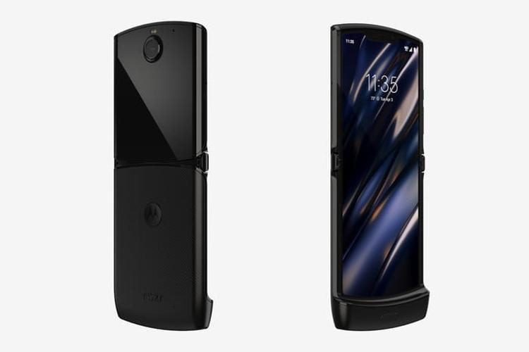 """Дебют Motorola Razr: гибкий 6,2"""" экран Flex View, поддержка eSIM и цена $1500"""""""