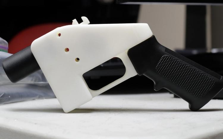 """Судья отменил разрешение правительства США публиковать в Интернете чертежи для 3D-печати оружия"""""""