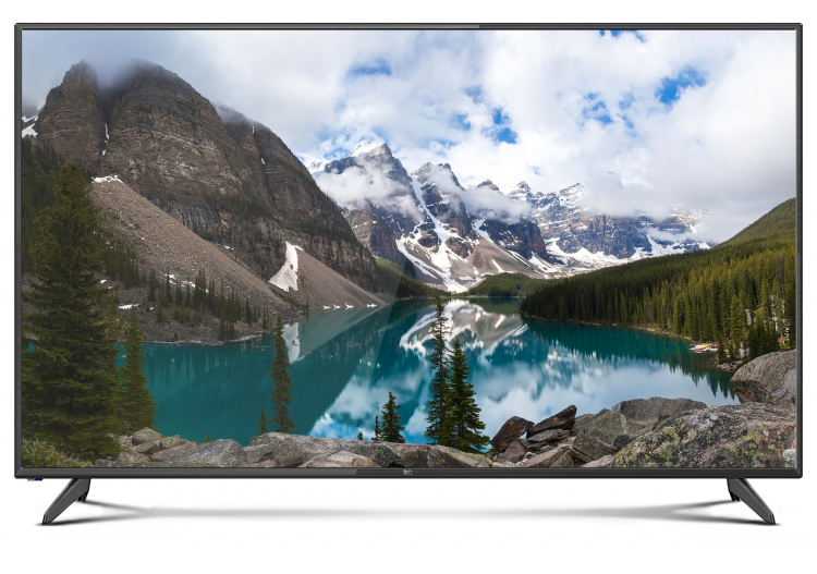 """BQ представила телевизоры с поддержкой технологии Smart TV"""""""