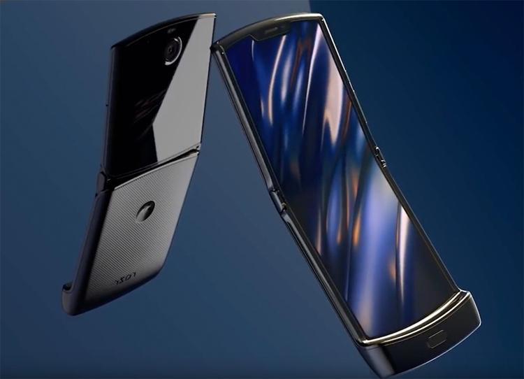 Гибкие дисплеи для Motorola razr поставляет компания BOE