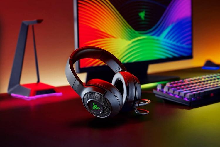 Гарнитура Razer Kraken X USB обеспечивает виртуальное звучание 7.1