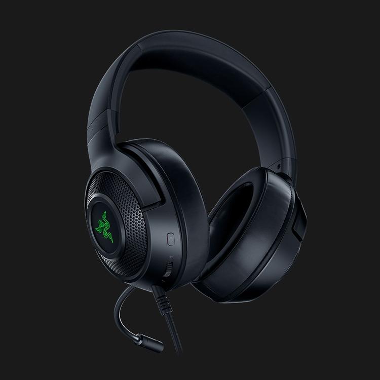 """Гарнитура Razer Kraken X USB обеспечивает виртуальное звучание 7.1"""""""