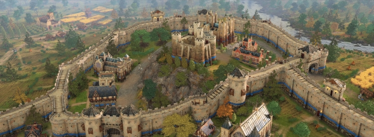 "X019: видеодневник о работе над Age of Empires IV и развитии серии"""