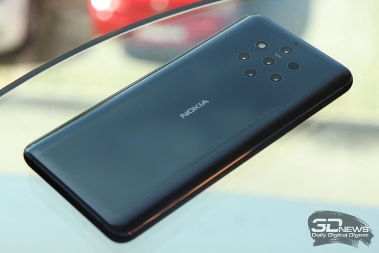 """Сразу три неизвестных телефона Nokia показались в Европе"""""""