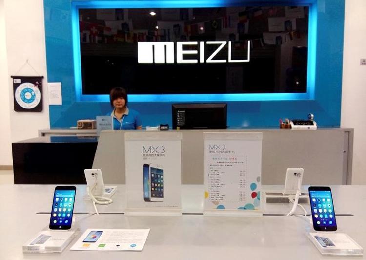 Meizu предлагает оригинальное исполнение селфи-камеры в смартфонах