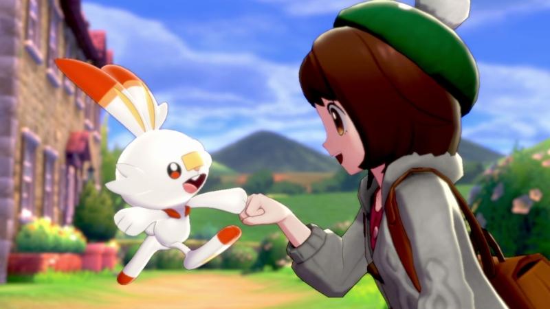 """Британские чарты продаж: Pokémon Sword и Shield обогнали все другие эксклюзивы в 2019 году"""""""