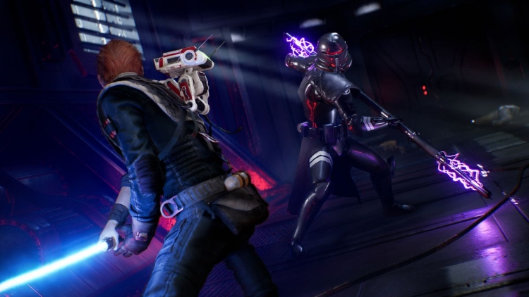 "Star Wars Jedi: Fallen Order доминирует в рейтинге продаж Steam за прошедшую неделю"""