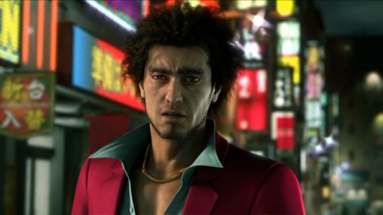 "Видео: необычное оружие и много битв в записи демоверсии Yakuza: Like a Dragon"""