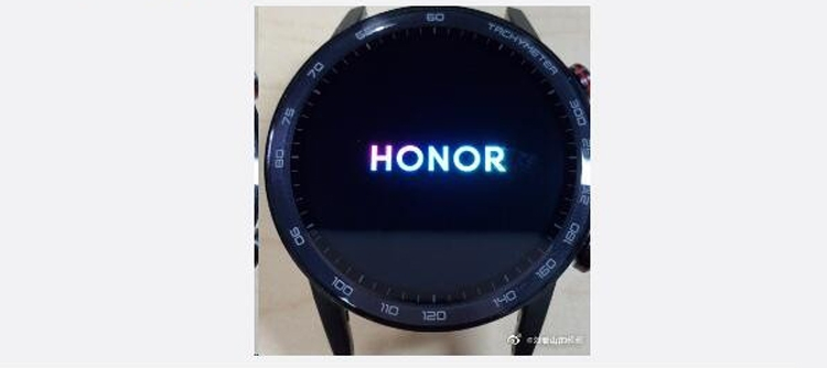Смарт-часы Honor Watch Magic 2 показали лицо""