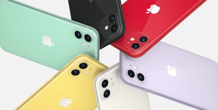 """За два месяца Apple продала 10 млн iPhone 11 на рынке Китая"""""""