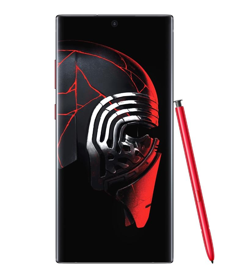 "Samsung Galaxy Note10+ Star Wars: фаблет для фанатов «Звёздных войн»"""