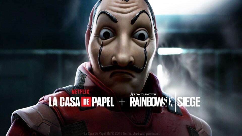 В Rainbow Six Siege пройдёт внутриигровое событие, посвящённое сериалу Netflix