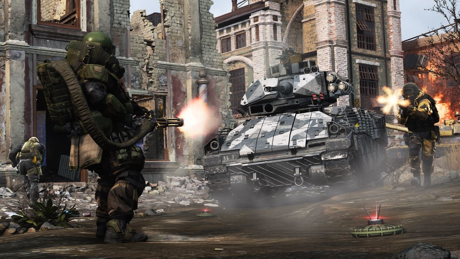В Call of Duty: Modern Warfare уменьшили урон дробовика 725 и усилили AUG