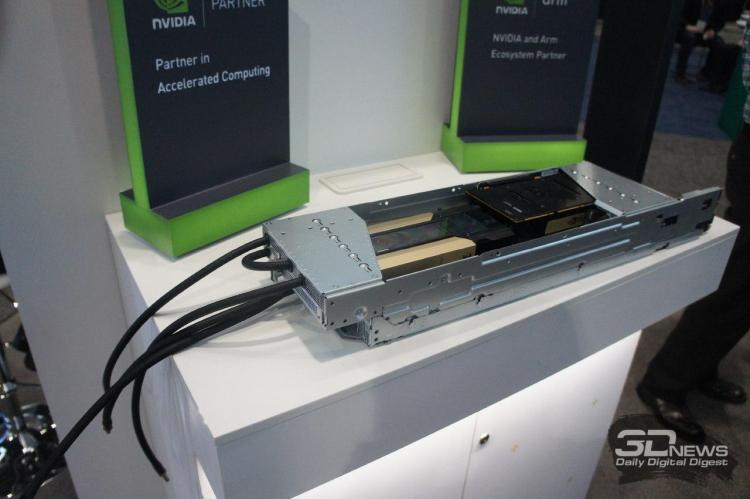 Вычислительный узел на ARM и NVIDIA