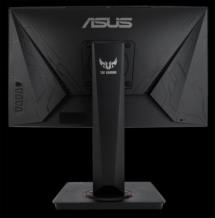 """Изогнутый монитор ASUS TUF Gaming VG24VQ имеет время отклика в 1 мс"""""""
