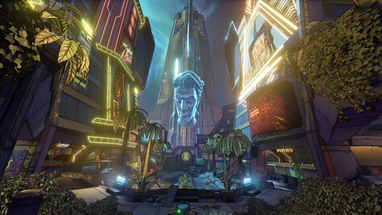 Первое дополнение к Borderlands 3 предложит ограбить казино