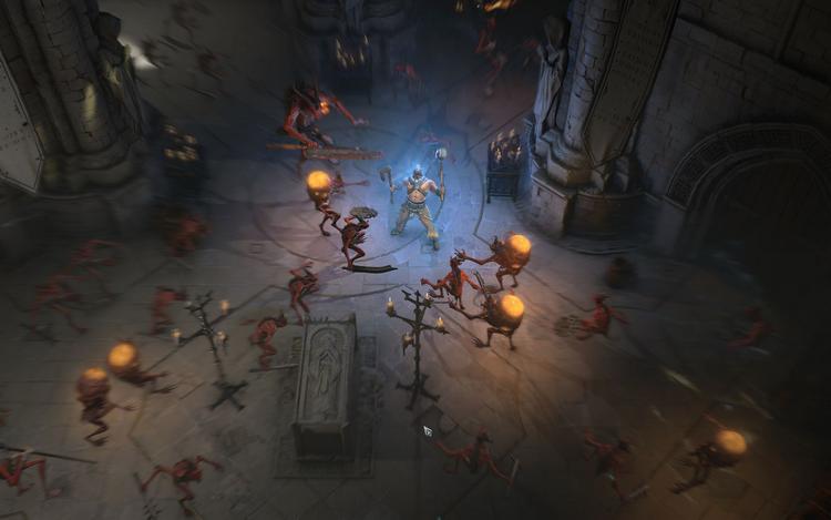Blizzard раскрыла подробности некоторых механик Diablo IV