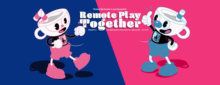 В Steam началась распродажа в честь запуска функции Remote Play Together