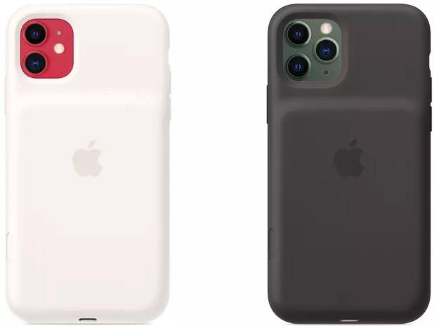 """Новации Apple: чехлы с батареей для iPhone 11 получили кнопку камеры"""""""