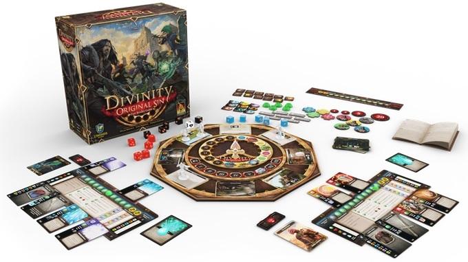По Divinity: Original Sin выйдет настольная игра, и она уже профинансирована