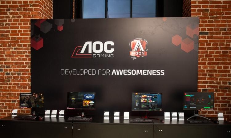 """AOC и MMD рассказали о новых трендах на рынке мониторов и продемонстрировали новинки"""""""