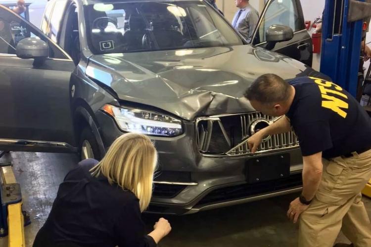 """Первая смерть пешехода от робомобиля — результат человеческой ошибки, и это может повториться"""""""