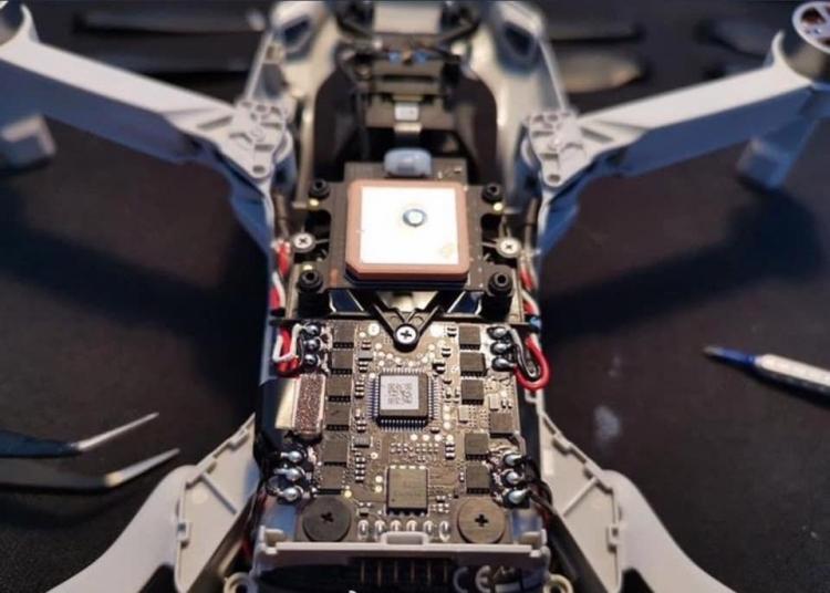 """Процессор Ambarella внутриDJI  Mavic Mini усиливает ожидания относительно Mavic 3 Pro"""""""