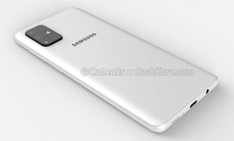 Самсунг Galaxy S11+ будет непохож на Самсунг Galaxy S11