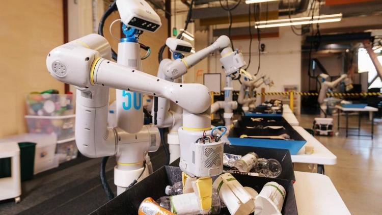 """Alphabet X хочет создать роботов, способных учиться выполнять бытовые задачи как человек"""""""