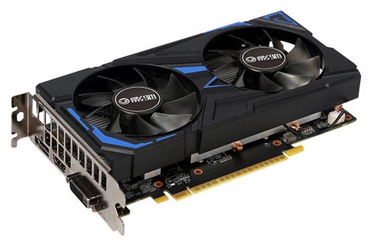 Gelax GeForce GTX 1650 Super General OС (версия для Китая)