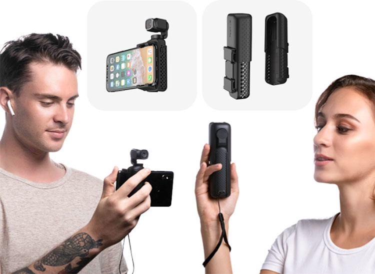 "Видео: Snoppa Vmate — стабилизатор с камерой, который превосходит DJI Osmo Pocket"""