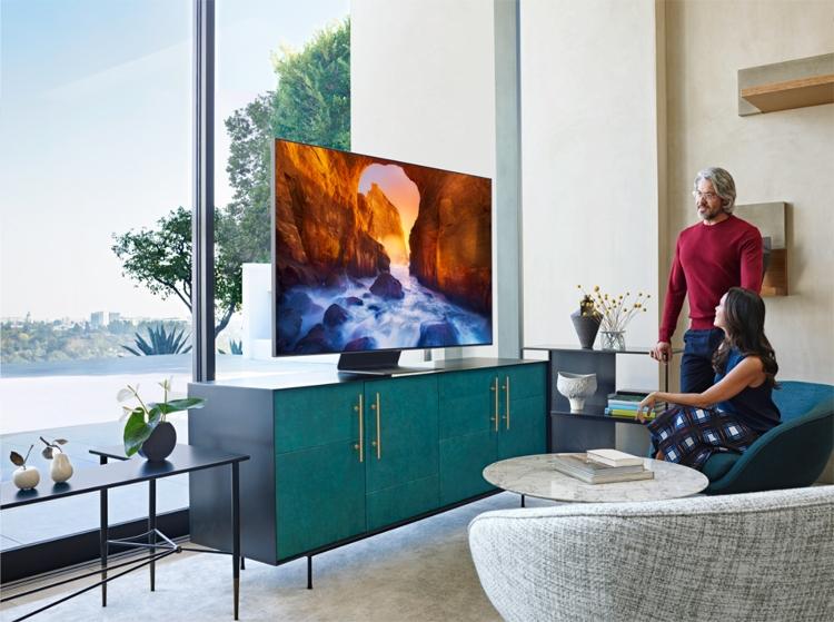 """8K-телевизоры Samsung получат улучшенную систему AI Upscaling"""""""