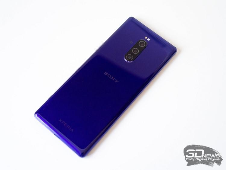 """Раскрыто оснащение будущего флагмана Sony Xperia: чип Snapdragon 865 и экран 4K HDR"""""""