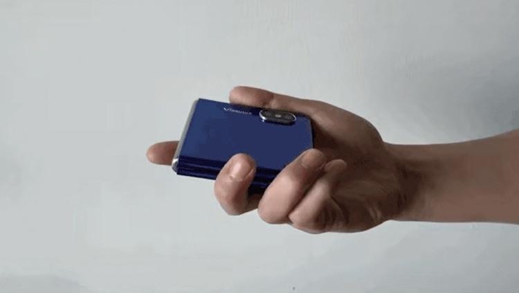 """Visionox показала скручивающийся дисплей для смартфонов"""""""