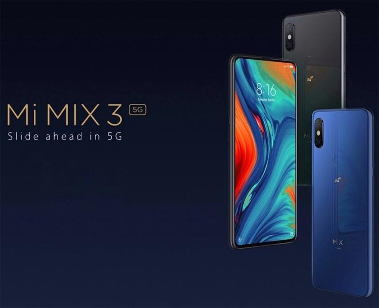 """У смартфона Xiaomi Mi Mix 3 5G появится более мощная версия"""""""