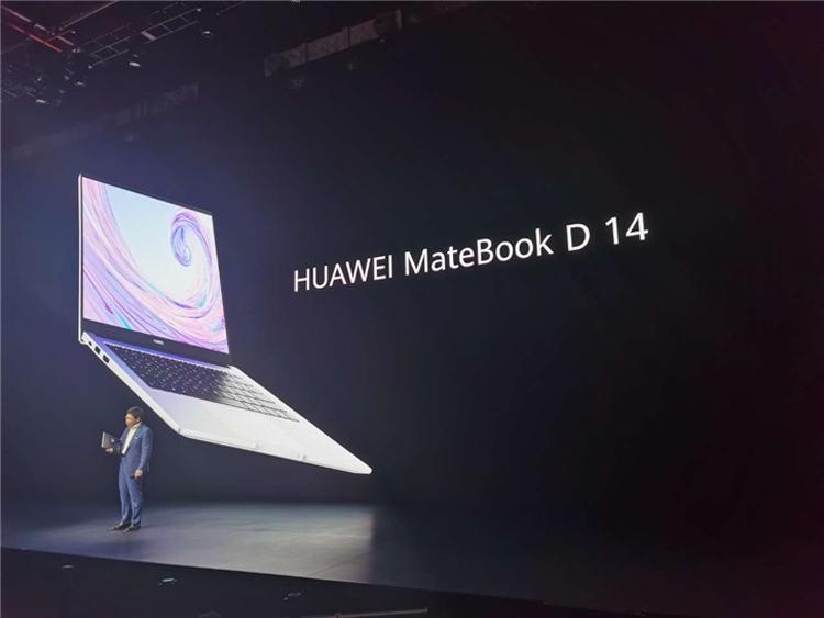 """Huawei MateBook D 15 и MateBook D 14: ноутбуки с процессорами AMD и Intel"""""""