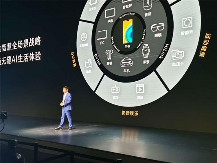 """Ричард Ю: Huawei не собирается выходить в сектор бытовой техники"""""""