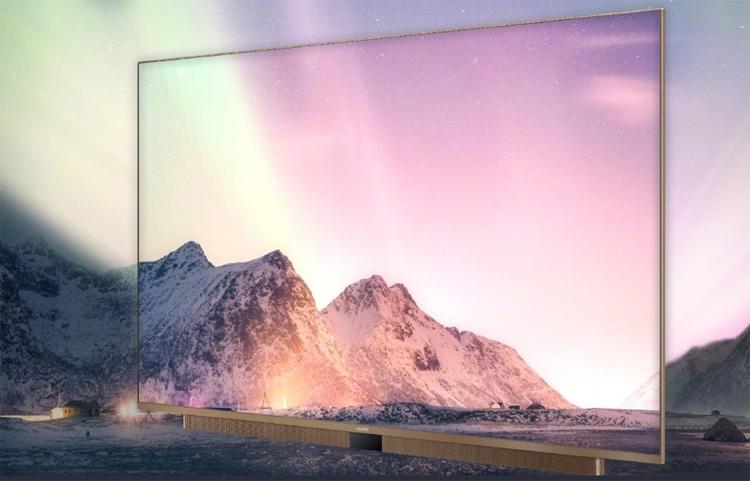 """Телевизор Huawei Smart Screen с диагональю 75 дюймов оценён в $1850"""""""