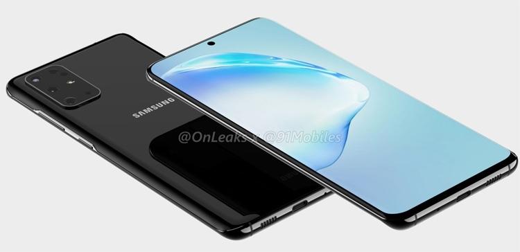 "Смартфон Samsung Galaxy S11 5G получит 12 Гбайт оперативной памяти"""