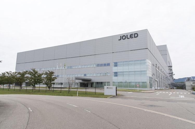 Завод JOLED в Номи