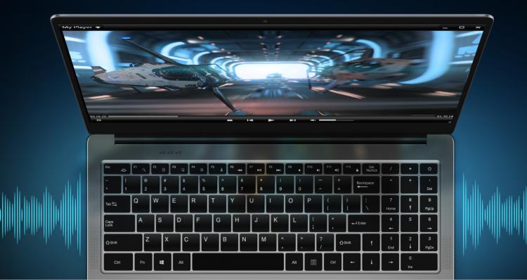 """Chuwi Lapbook Plus — бюджетный ноутбук с 4K-экраном"""""""