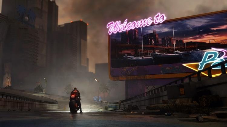Имплантат-переводчик в Cyberpunk 2077 поможет в общении на различных языках Найт-Сити